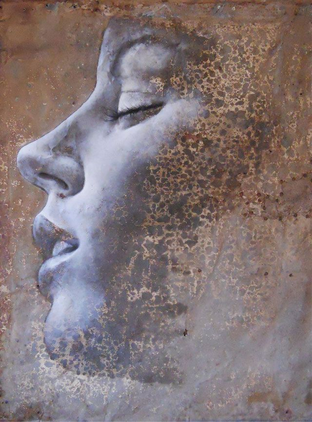 Max Gasparini 1970 ~ Portrait painter