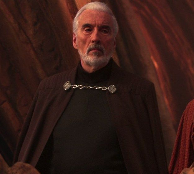 Am I the only one who thought he was cooler than Darth Vader? Darth Maul was cooler, too. Everyone was cooler than Darth Vader. Except Jar Jar and Jabba the Hutt. Ew.
