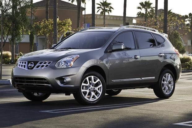 2013 Nissan Rogue, now with expanded options packages, continues to be an excellent value.