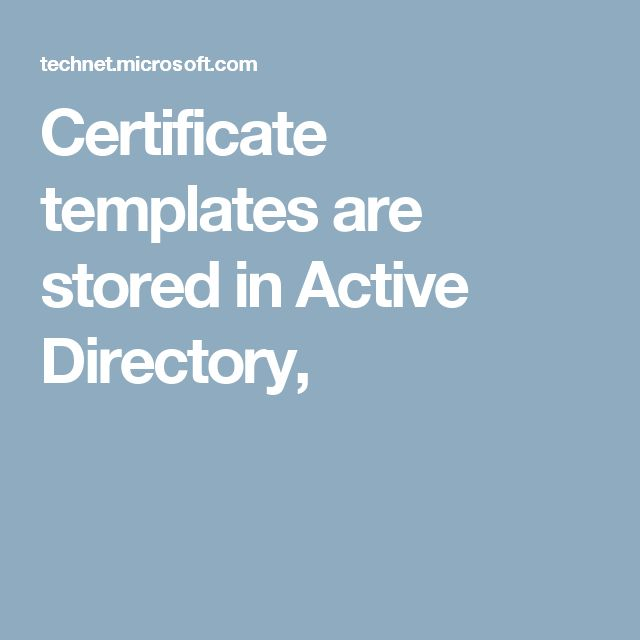 Chapter 4 active directory certificate services 414 efs active directory certificate services 414 efs pinterest active directory and microsoft yelopaper Choice Image
