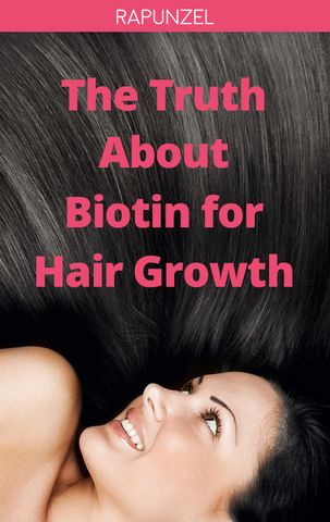 discover how the B-vitamin Biotin can end your hair troubles naturally! #hairgrowth #hair #hairloss http://www.simplyrapunzel.com/
