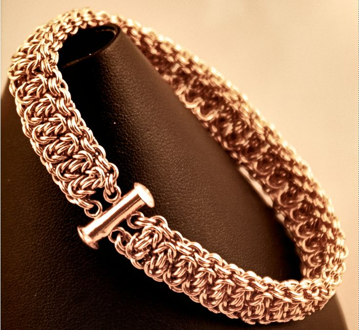 831 Best Images About Chain Maille Ideas On Pinterest