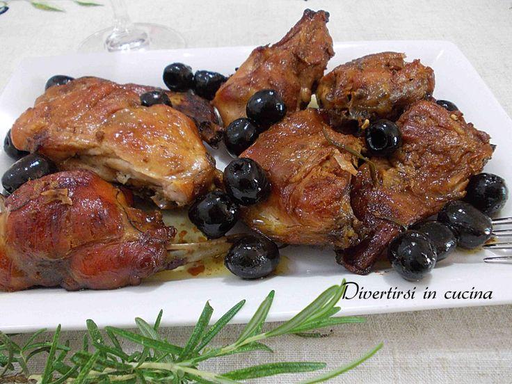 Ricetta coniglio al forno Divertirsi in cucina