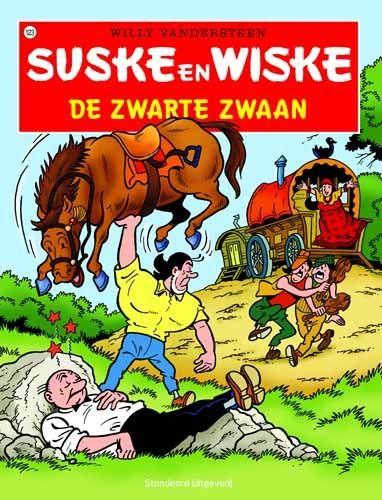 Suske en Wiske. » 123 – De Zwarte Zwaan
