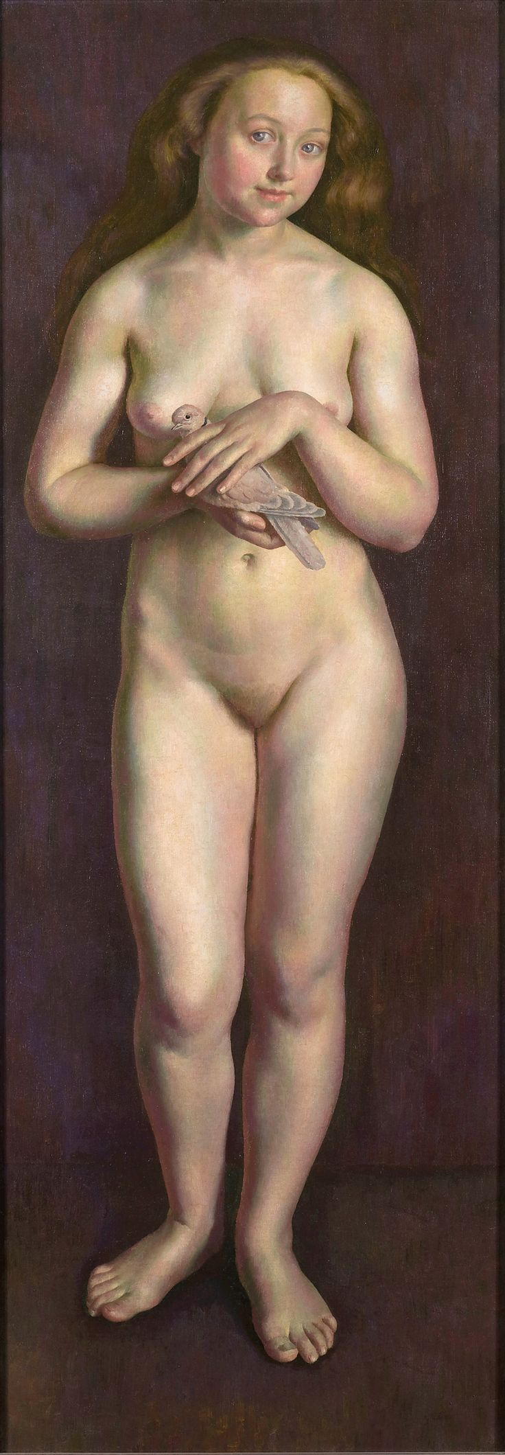 dod procter  | Virginal by DOD PROCTOR - The Association of Art and Antique Dealers ...