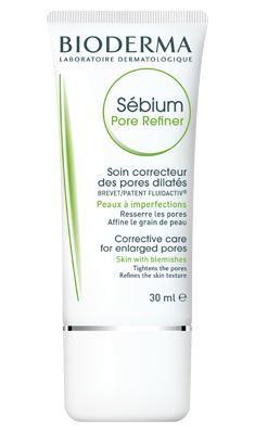 Sébium Pore Refiner Sérum antibrilho redutor de poros e oleosidade, antibrilho