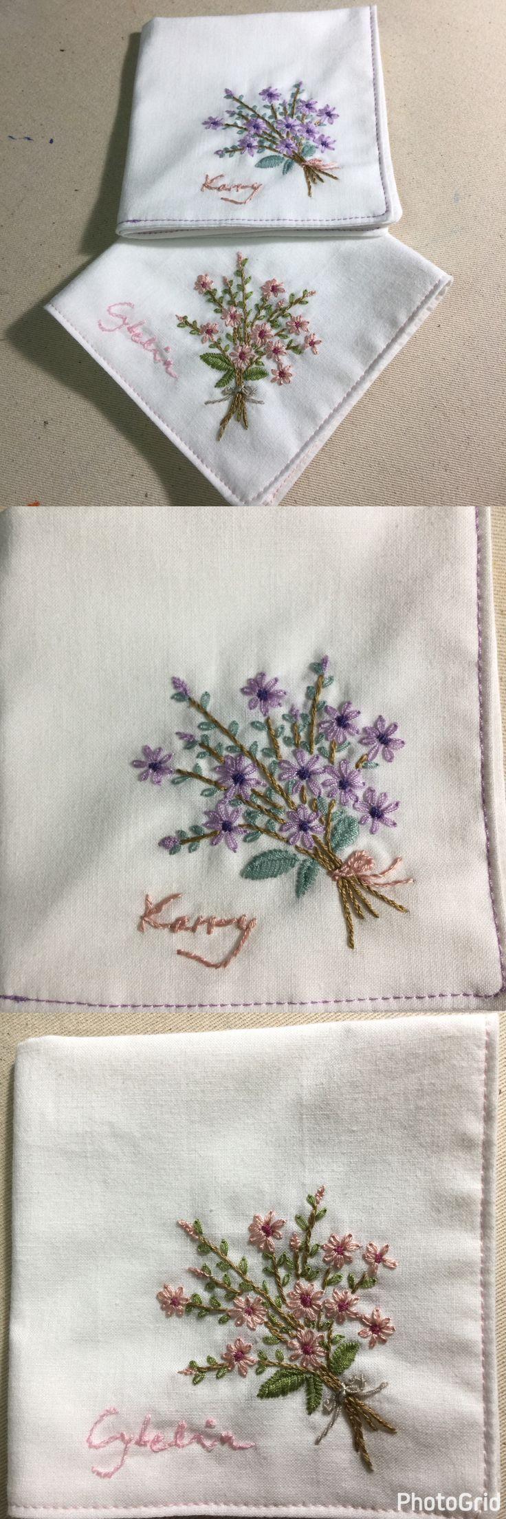 Handmade handkerchief