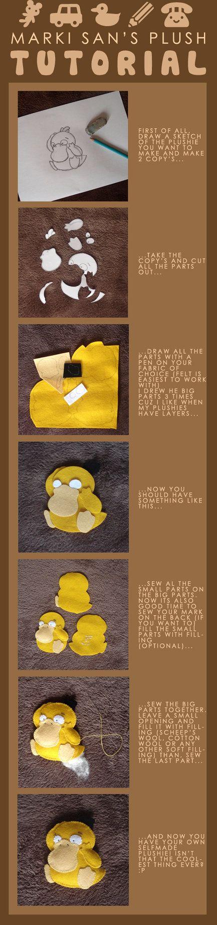 Psyduck is my fav pokemon... Kristin needs to make me this
