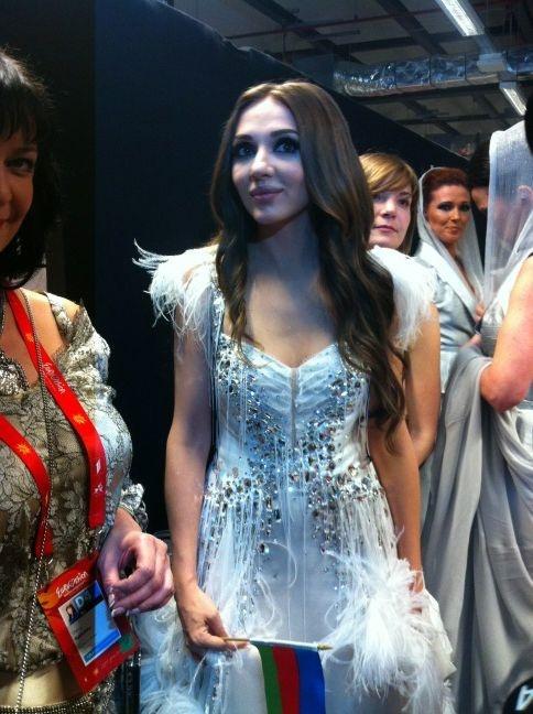 representante eurovision 2011 españa