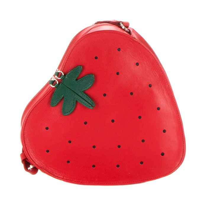 This is my favorite! Strawberry yummy! www.mywalit.com SS2015 #mywalititalianleather #thewalletyouneverforget There is a matching coin purse! My fave new line from mywalit! I can be an adult version of strawberry shortcake! I bet all of the COSPLAY kids and Gothic Lolitas will go CRAZY for this adorable bag!