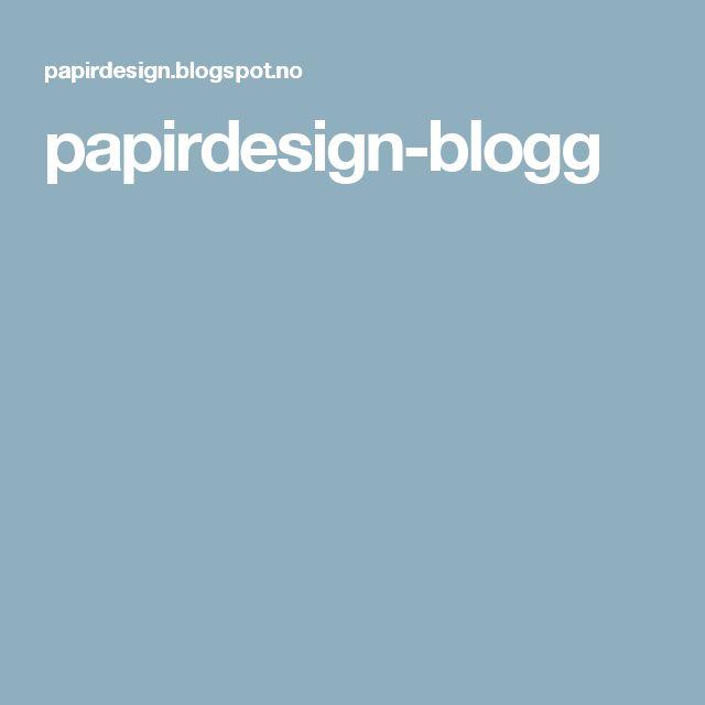 papirdesign-blogg