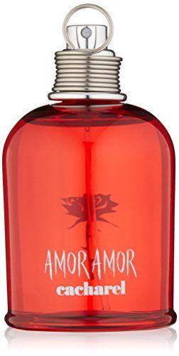 ¡Chollo! Perfume Amor Amor de Cacharel 100ml por 33.95 euros.