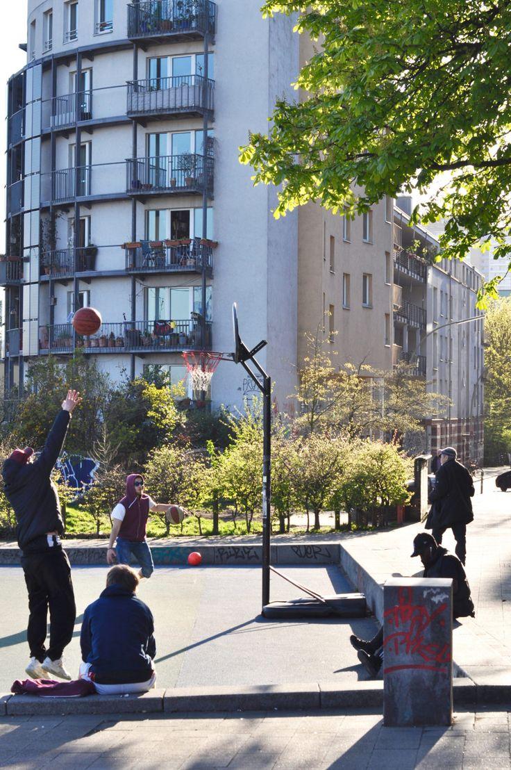 Hamburg, St. Pauli: Park Ficition