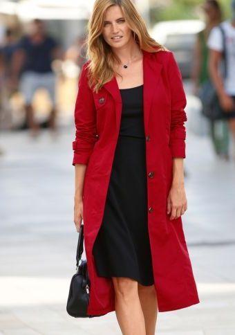 Dlouhý trenčkot #ModinoCZ  #fall #autumn #fashion #colours #autumncolours #trendy #stylish #podzimnimoda #moda #styl