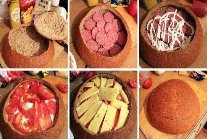 Zapomeňte na obložené chlebíčky. Tímto párty chlebem okouzlíte všechny hosty.