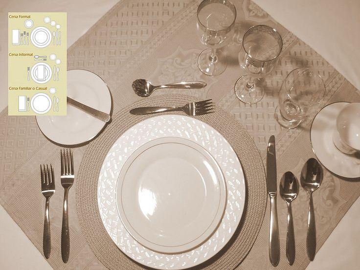 Como poner la mesa e invitar a nuestra casa c 243 mo for Poner la mesa correctamente