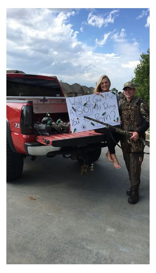 10+ Clever Prom Proposals #4 I Finally Got The Balls To Ask Prom