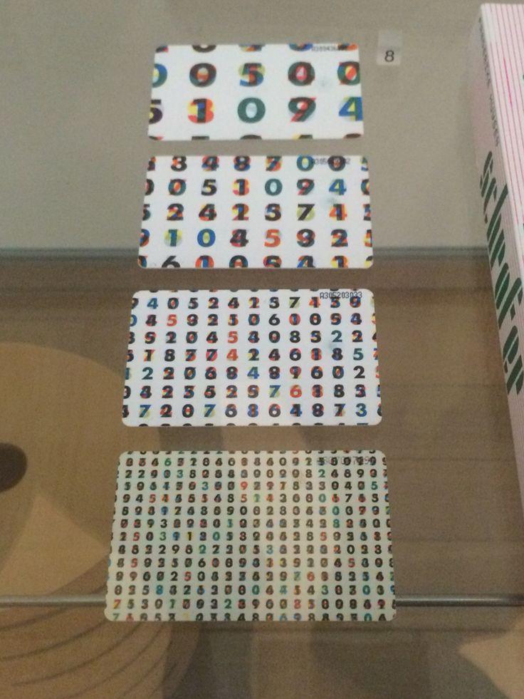 Telefoonkaarten, 1994 - Karel Martens: Stedelijk Museum, Amsterdam - October 2015