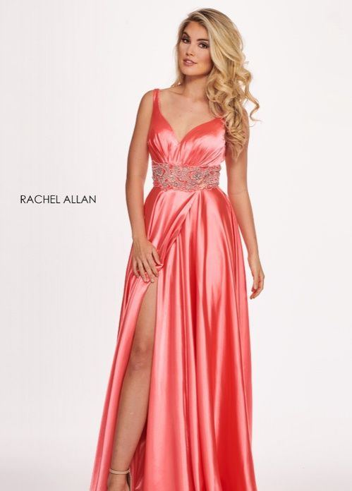 a950a3495807d Style - 6510 in Coral Color | Prom Dresses in 2019 | Prom dresses ...