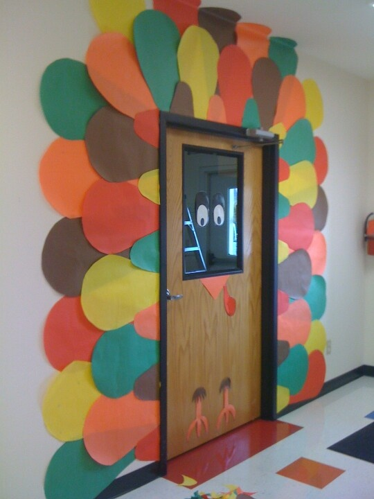 Turkey Door Each Student Could Make A  Part 96