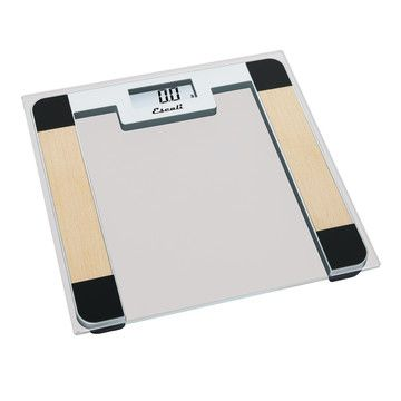 glass bathroom scale clear 24 now featured on fab florida usa