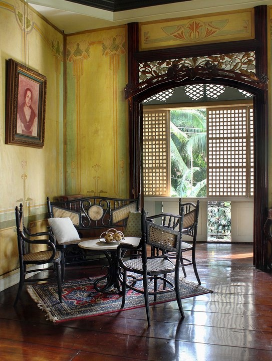 17 best images about capiz windows on pinterest home for Balcony designs philippines