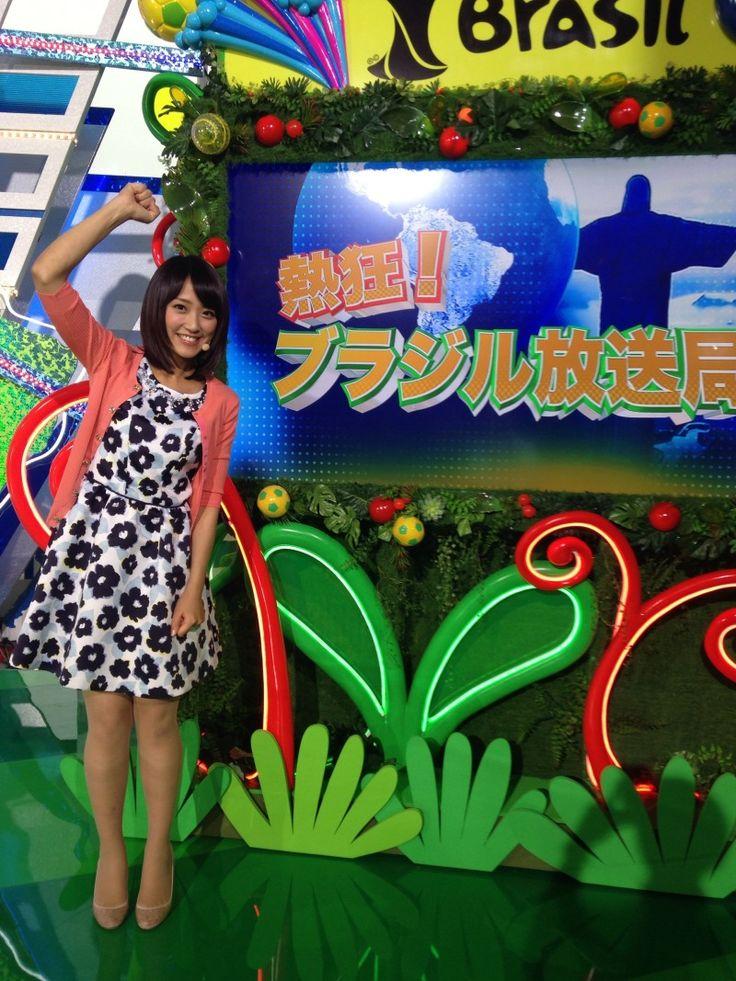 シンクロ体験!&ロマンスの神様 の画像|テレビ朝日アナウンサー 竹内由恵オフィシャルブログ Powered by Ameba