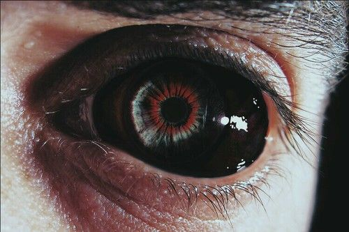 "industrial-human: "" DARK // EYE """
