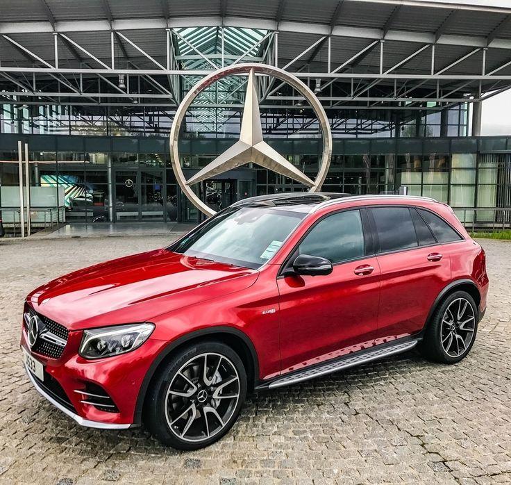 Mercedes-Benz GLC 43 AMG (Instagram @d.turnbull)