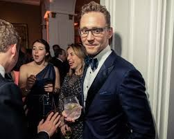 from the 2016 vanity fair bloomberg white house correspondents party - I love his suit