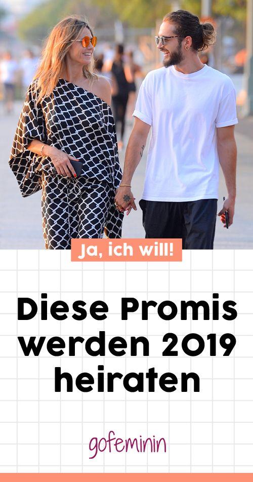 Promi-Hochzeiten: Diese Stars werden 2019 heiraten in 2019 ...