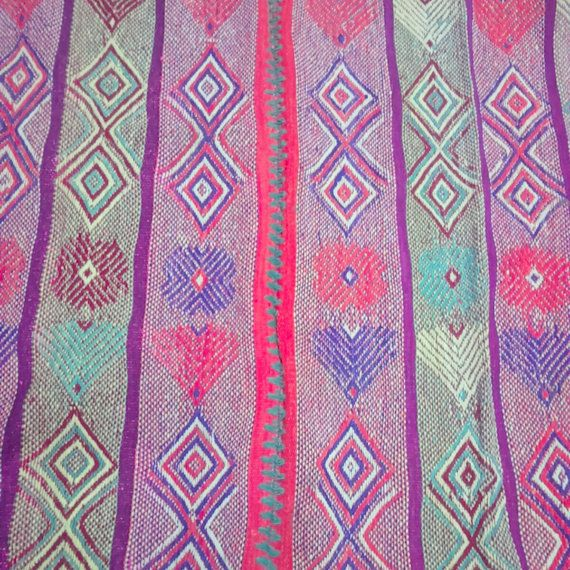 Frazadas / Rugs / Colorful Blankets from Peru You Choose