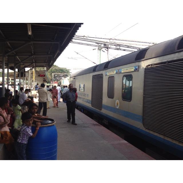 India's Shatbdi train's generator