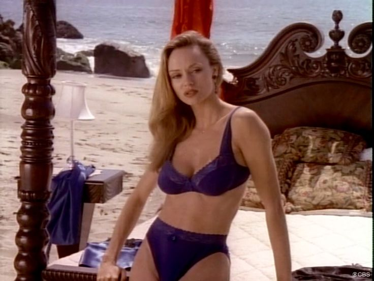 Vanessa Angel Bikini