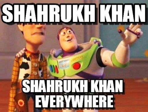 shahrukh khan meme | Latest Funniest Shahrukh Khan Trolls, Memes, Jokes Trending On ...