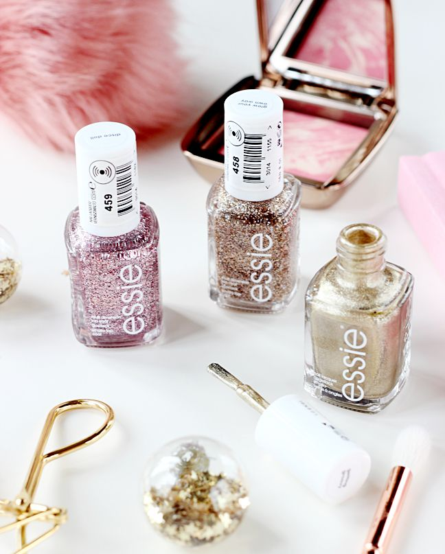 Festive Essie Picks