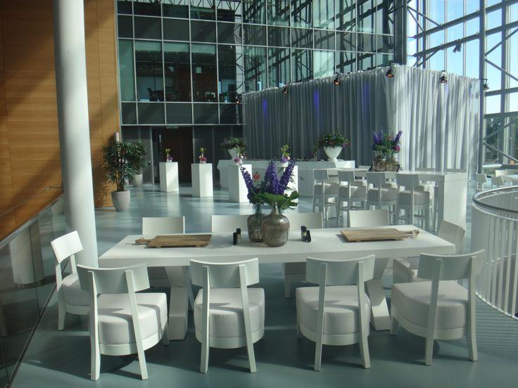 Design meubilair, Netwerk Lunch