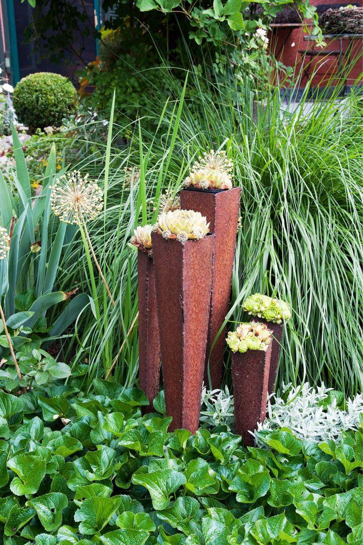 Cortenstahl Für Den Garten