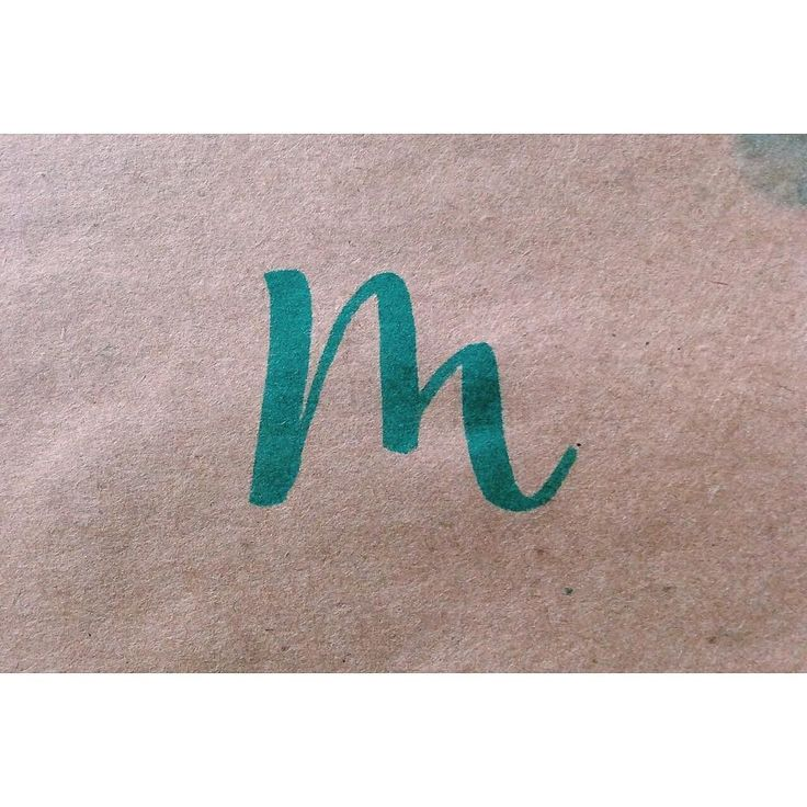 M #26letrasCL #26letrasCL_m #letterlina #calligraphy #catigraphy #handwriting #m #letras #ligadeletteringcl