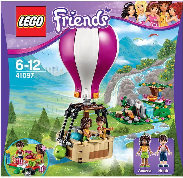 Lego Воздушный шар 41097