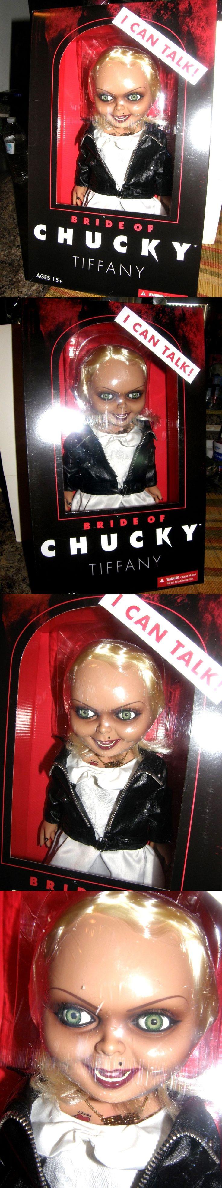 Rugrats 2628: Bride Of Chucky Tiffany Talking Tiffany Doll -> BUY IT NOW ONLY: $200 on eBay!