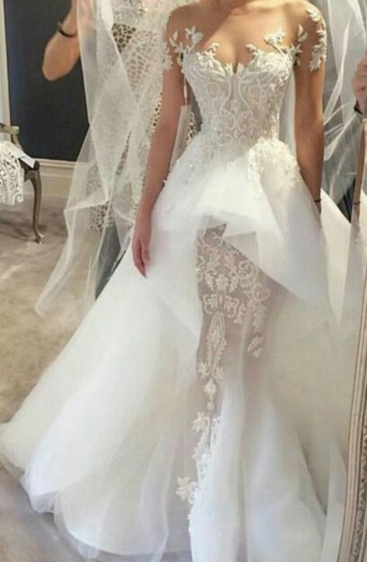 white wedding dresses, long wedding dresses white, elegant wedding gowns, special wedding dresses