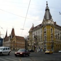 Cotidianul Transilvan - Nebunia cale rulare tramvai. Se închide intersecţia Horea-Dragalina-Dacia