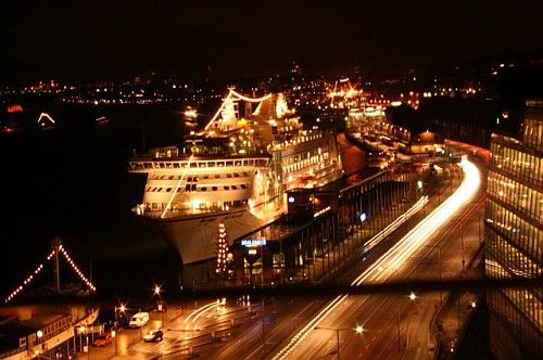 Estocolmo - Suécia - visitar o Museu de Vasa que tem sua atração o enorme Navio de Vasa.