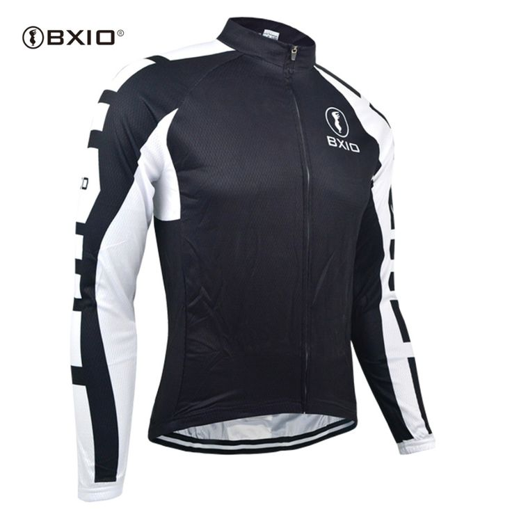 BXIO Cycling Winter Jacket Long Sleeve Fleece Men Chaleco Ciclismo Cheap Cycling Jersey Thermal Fleece Ropa Ciclismo 015-J #Affiliate