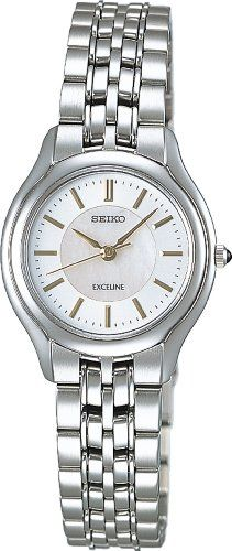 SEIKO EXCELINE Women's Watch SWDL099 [Japan Import] -- Visit the image link more details.