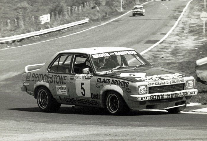 Peter Brock 1975 Bathurst Winner