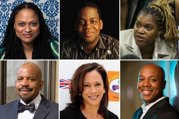 Up and Coming African-American Leaders