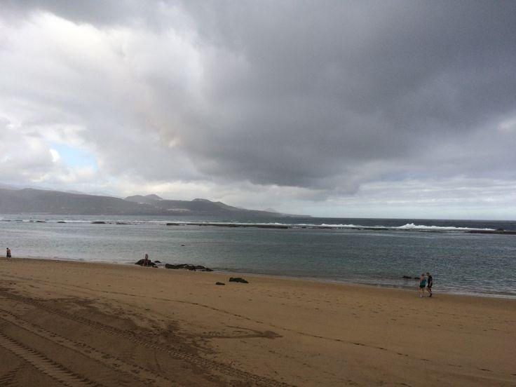 Spanien-Gran Canaria-Las Palmas-Playa de Cantaria