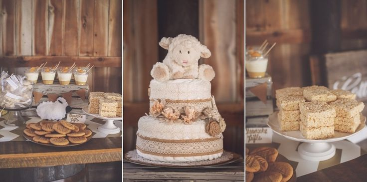 Mager's had a Little Lamb: Our Baby Shower!